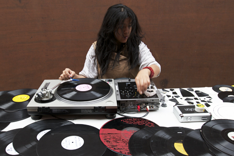 Maria Chavez A Portal For Turntablism Sound Art And More