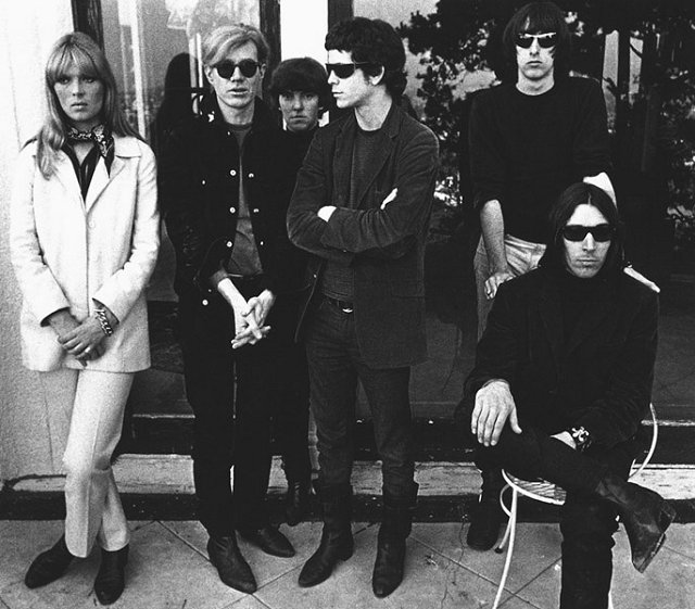 Nico, Andy Warhol and the Velvets, New York City, 1967