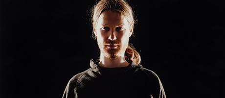 aphex twin. Photo: Wolfgang Tillmans