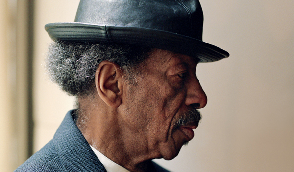 Ornette Coleman photographed by Mark Mahaney in 2009 for The Wire 304