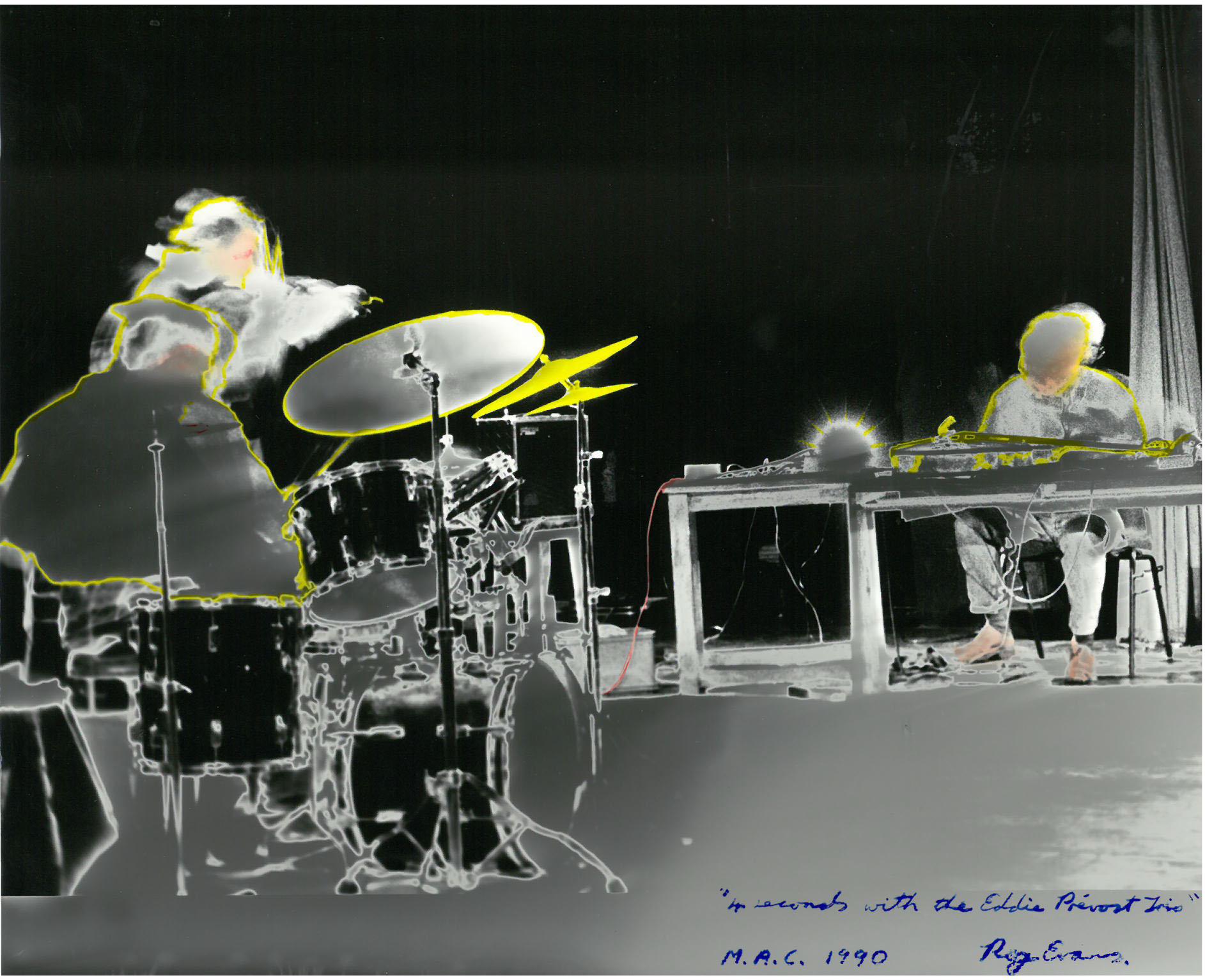 Morton Feldman - Trio