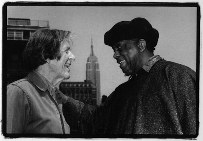 John Cage Meets Sun Ra to be reissued - The Wire
