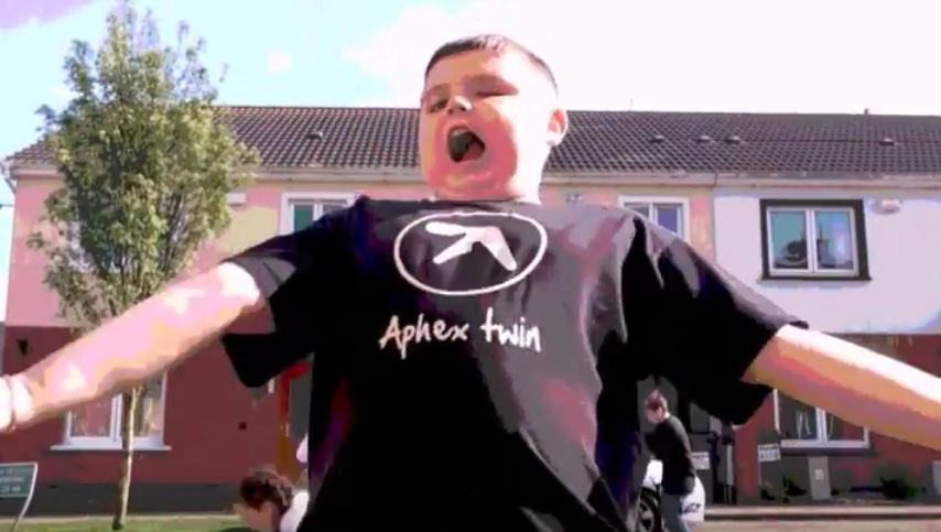 Aphex Twin releases his first video for 17 years - The Wire