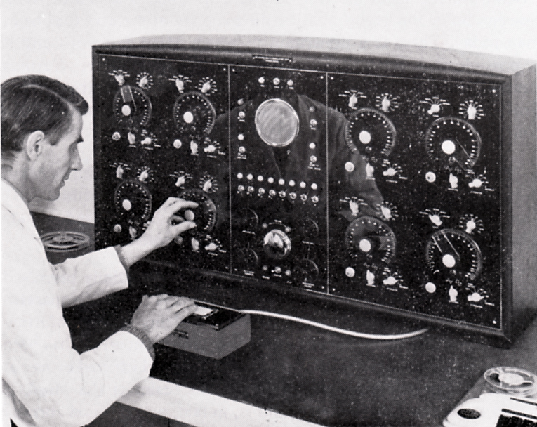 top secret radionics machine