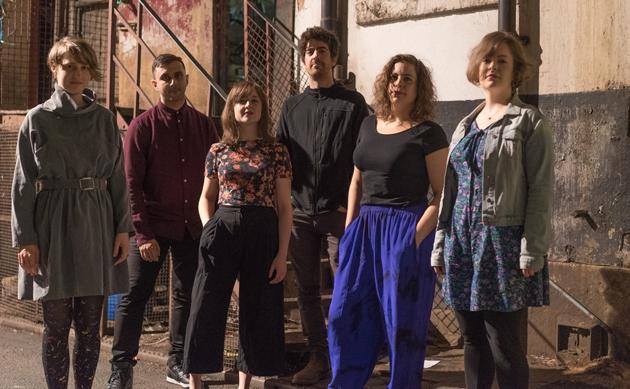 Manchester Ensemble Distractfold Chosen To Curate Cut Splice The