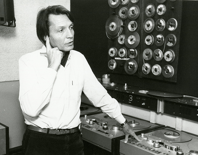 French computer music pioneer Jean-Claude Risset has died - The Wire