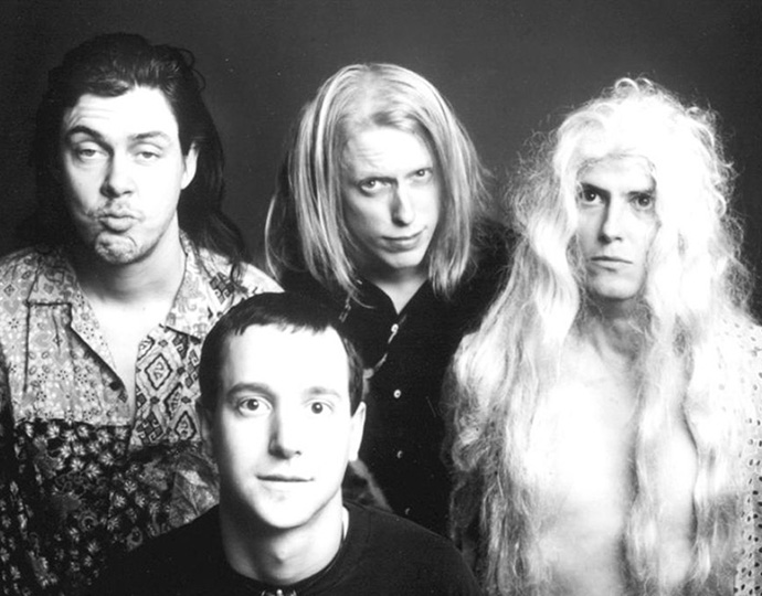 Melody Magic Butthole Surfers
