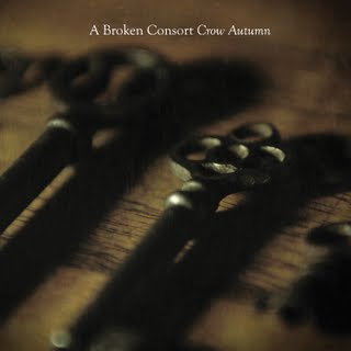 A Broken Consort: Crow Autumn cover