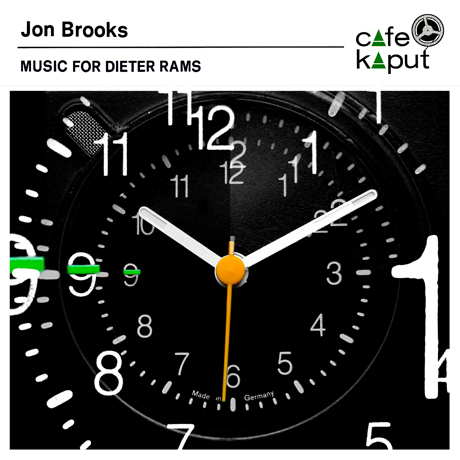 music for dieter rams jon brooks