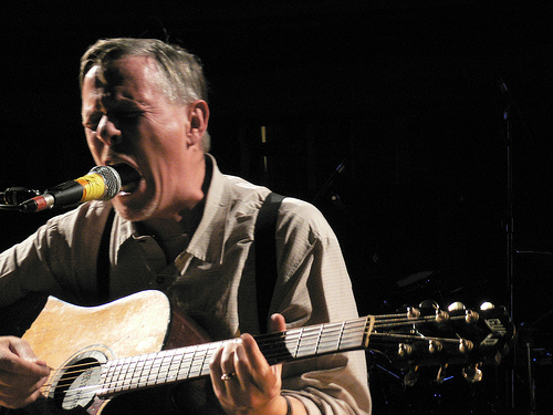 Michael Gira at The Wire 25