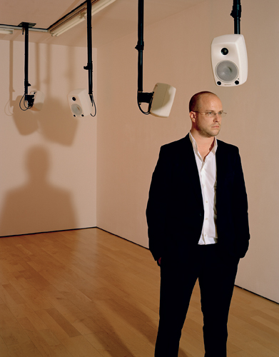 florian hecker gallery