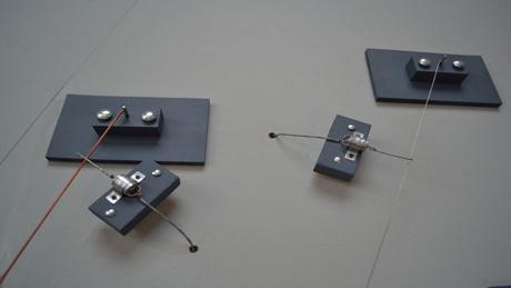 Eli Keszler - Cold Pin installation 2