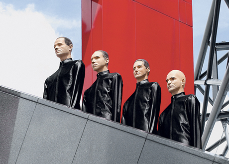 Kraftwerk for salon