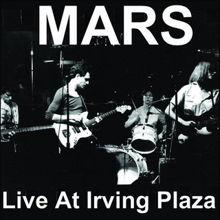 mars live at irving plaza