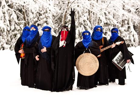 Simply Master musicians of bukkake that