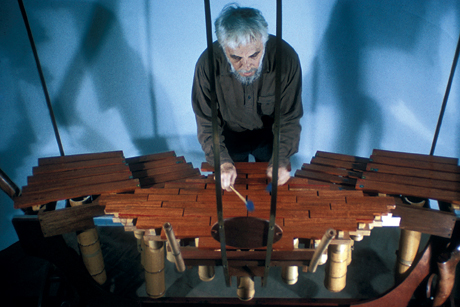 Harry Partch archive
