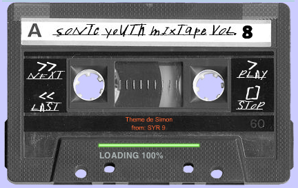 Sonic Youth mix tape