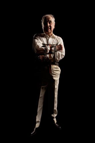 Stratford Gaff: Larry Barnes