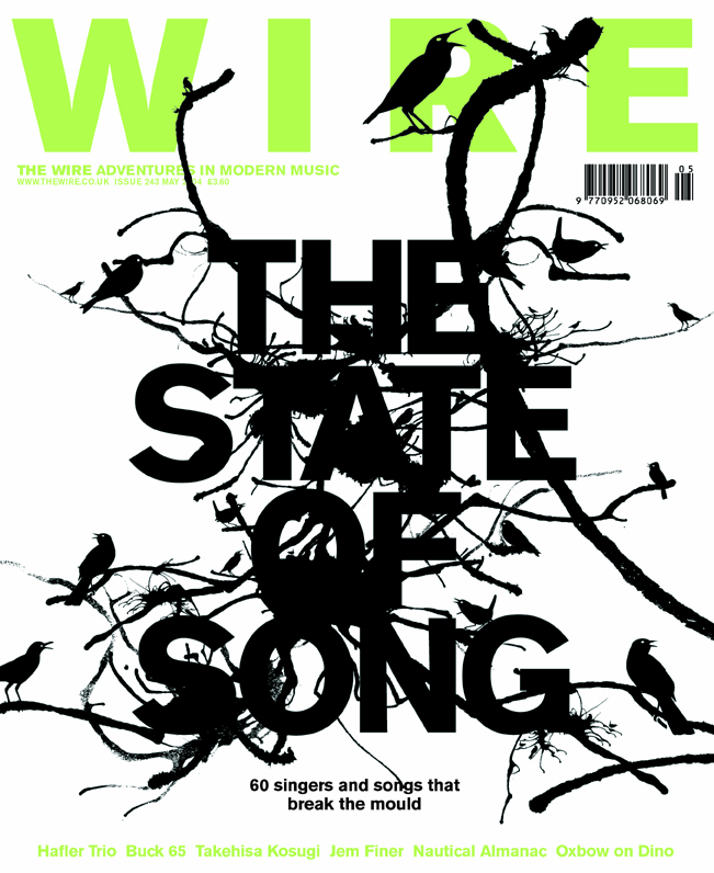 243 May 2004 cover