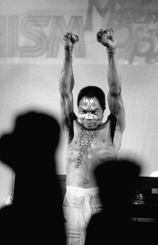 fela anikulapo kuti History was made on the 20th of february, 1978 when african music legend and afrobeat singer, fela anikulapo kuti married 27 women on the same day all of whom were his back up dancers reports has it that fela was able to pull off the feat by putting out a notebook and asking any of the girls who .