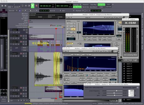 Ardour 2.8.4, Professional standard open source hard disk recorder free download + Video tutorial
