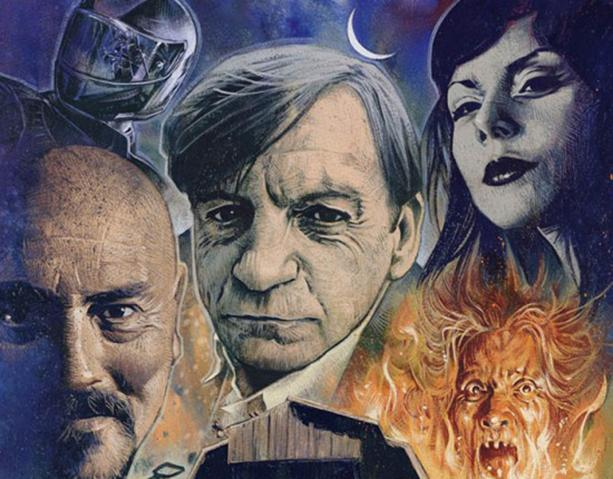 Read an extract from Mark E Smith & Graham Duff's  The Otherwise