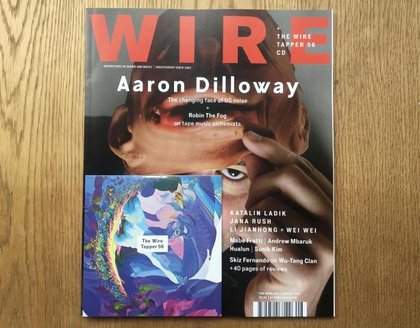 The Wire  450 is out now!
