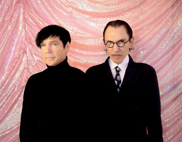 A little bit like fun: a conversation with Sparks