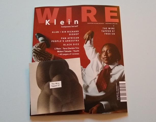 The Wire  453 is out now!