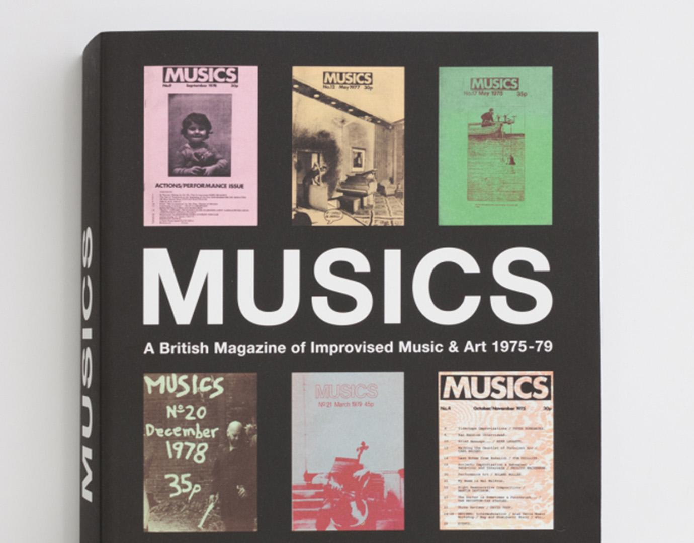 Ecstatic Peace Library Celebrates The Publication Of Musics (197579)