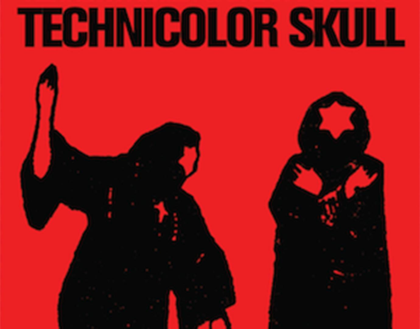 Kenneth Anger & Brian Butler's Technicolor Skull release new cassette - The  Wire