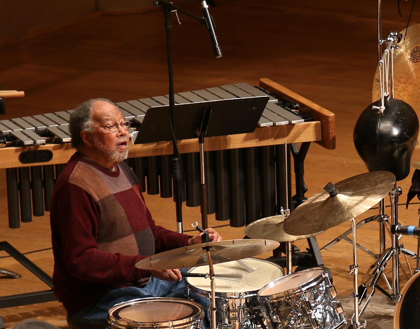 Drummer and early AACM mover Alvin Fielder has died - The Wire