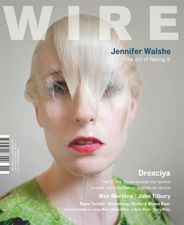 The Wire Issue 321 - November 2010