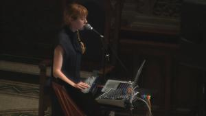 Holly+Herndon+performance