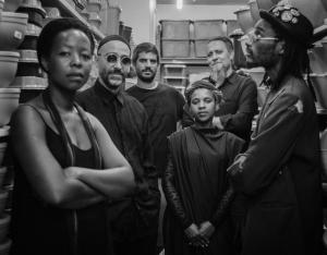 South African improvised jazz group SPAZA share their new album
