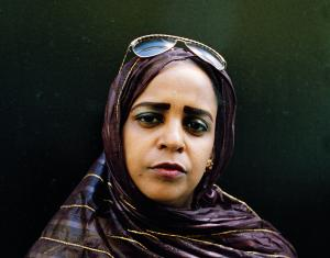 Listen to two tracks by Noura Mint Seymali