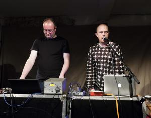Listen to Dale Cornish & Phil Julian live at London's Cafe Oto