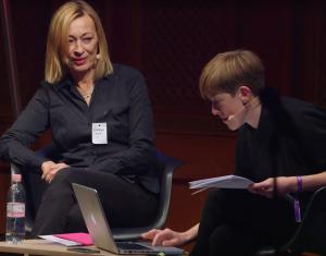 Watch Invisible Jukebox live with Gudrun Gut at Ableton's Loop summit