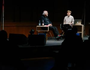 Watch a live Invisible Jukebox with Morton Subotnick at Ableton's Loop summit