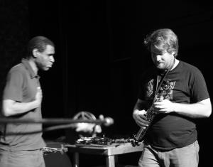Hear a live performance by Rob Magill and Marshall Trammell