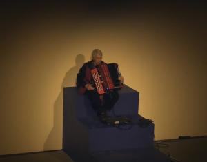 Watch Pauline Oliveros perform at LCMF 2015