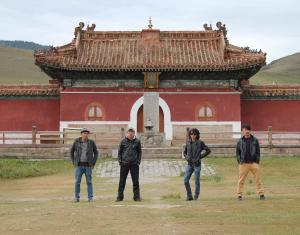 Wire Playlist: Mongolia's Rock Diaspora