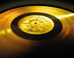 Read an extract from The Vinyl Frontier:  The Story Of The Voyager Golden Record by Jonathan Scott