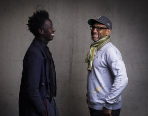 Listen: Saul Williams & King Britt's Unanimous Goldmine
