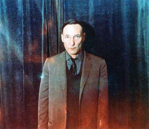 William+Burroughs+photographed+by+Brion+Gysin