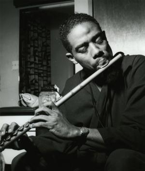 Eric+Dolphy+by+Val+Wilmer