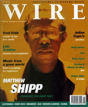 The Wire Issue 168 February 1998