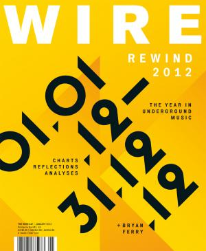 The Wire Issue 347 January 2013