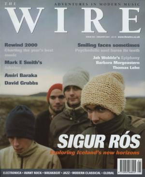 The Wire Issue 203 January 2001
