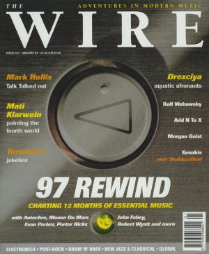 The Wire Issue 167 January 1998